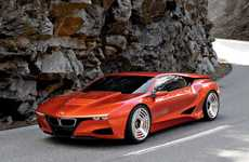 The BMW M8 Concept Car Brings Back a Classic Model