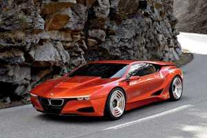 The BMW M8 Concept Car Brings Back a Classic Model