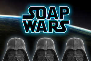 These Star Wars Soap Wars Help You Fight Dirt and Grime