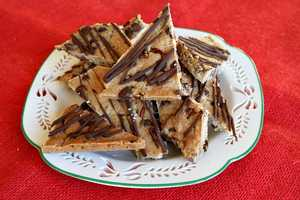 Tasty Chocolate Chip Cookie Brittle Reinvents the Cocoa Pastry