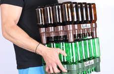 Brilliant Beer Bottle Carriers