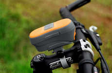 Wireless Bicycle Receivers