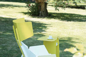 The MIIING Outdoor Furniture Line is Sleek and Contemporary