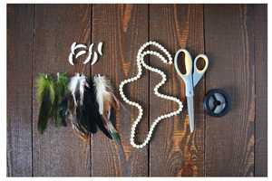 Spruce Up Classic Pearls With This Boho Chic DIY Pearl Necklace Project