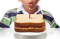 Sandwich Cake Molds - Cakewich Molds Turn the Classic Peanut Butter and Jelly into Starchy Desserts