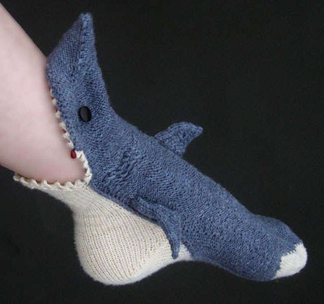 Predatory Socks