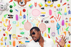 Flying Lotus for Alarm Magazine Presents an Eclectic Backdrop