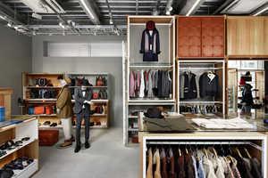 The Takeo Kikuchi Flagship Store Focuses on Customer Comfort