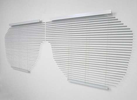 Kanye Shutter Shades get the window treatment