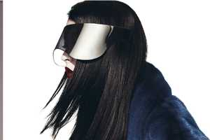The Elle Vietnam December 2012 Issue Shows Off Lavish Fur Outerwear