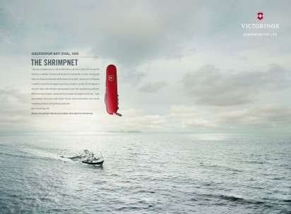 Victorinox Companion For Life