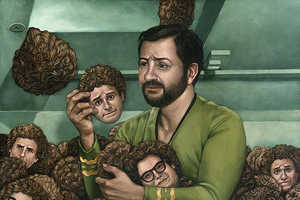 'Tribute to Judd Apatow' Immortalizes the Icon in Art