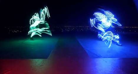 LED Freerunning