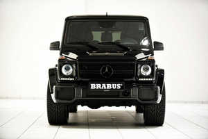 BRABUS Has Debuted the Powerful Mercedes-Benz B62-620