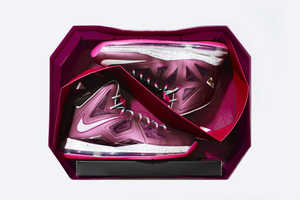 The Nike x LeBron James Collab Drew Inspiration from The Crown Jewels