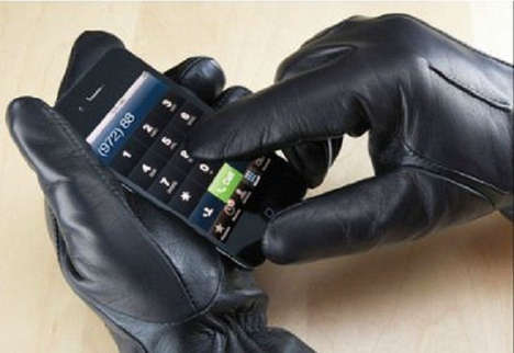 16 High-Tech Gloves - From Touchscreen Compatible to Bluetooth Enabled