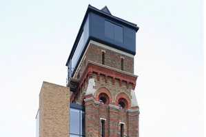 Leigh Osborne and Graham Voce Move Into a Stunning Water Tower Home