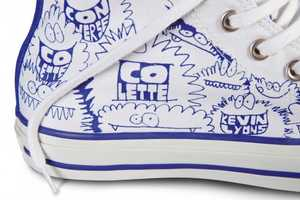 The Kevin Lyons Chuck Taylor Sneaker Collection is Chic