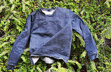 Reclaimed Denim Sweatshirts