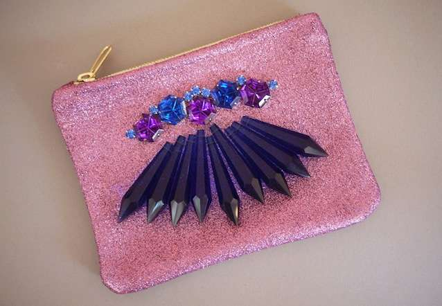 Crystal Clutch Tutorials