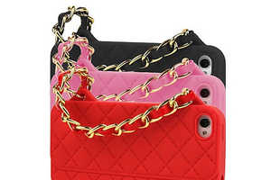The Chanel Handbag iPhone Cover is an Alternative to the Bag