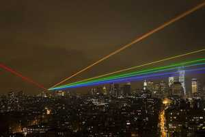 'Global Rainbow' Installation Unifies Communities Amidst Tragedy