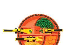 Trampling Tractor Cutlery