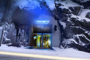 This Underground Lair Fit for a Bad Guy is Creepy and Ominous