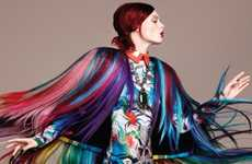The David Roemer Vogue Mexico Photoshoot Mismatches Prints