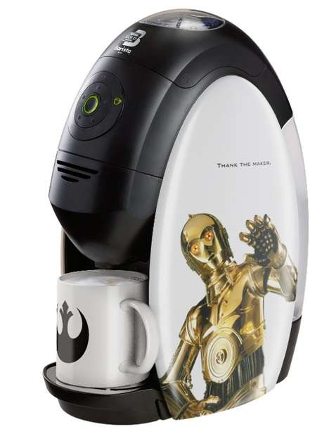 star wars coffee maker