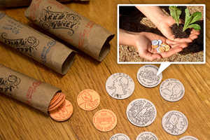 'Seed Money' Coins Look Identical to Cash
