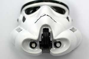 The Stormtroopers Belt Buckle Keeps Star Wars Style Alive