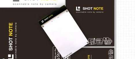 shot note nuboard