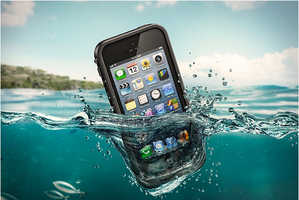 The iPhone 5 LifeProof Will Keep Your Gadget Protected