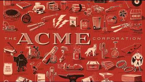 acme corporation poster
