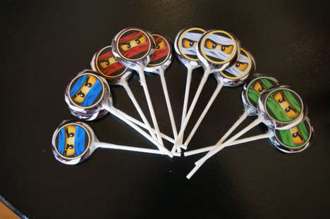 Ninja Lollipop