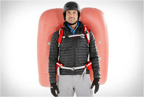 the north face avalanche airbag