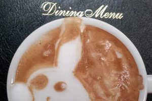 The Latte Designs by Kazuki Yamamoto are Stunningly Brewed Designs