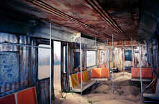 The City by Lori Nix Has Added Dilapidated Scenes