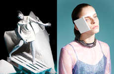 'Misty Mountains' Contributor Magazine Showcases Futuristic Work