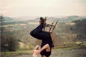 Caulton Morris's Non-Photoshopped Potraits Defy Gravity