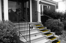 Instant Wheelchair Ramps - The Convertible Staircase Makes Even the Steepest of Steps Handicapable