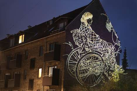 Copenhagen light installations