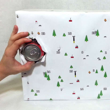 beer can advent calendars