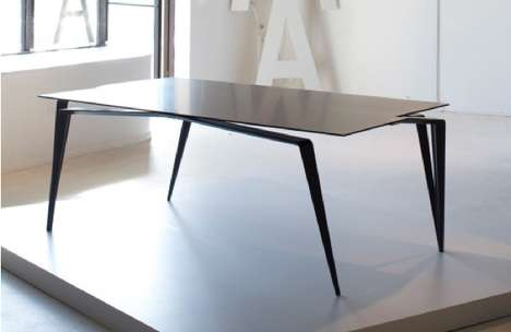 Panther Table by Maximilian Eicke