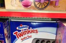 Twinkie Cake Molds