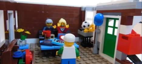 LEGO player