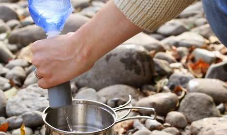 Tapp Portable Water Filters