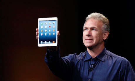 iPad mini keynote