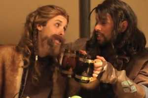 Hillywood Films Taps Lil John & LMFAO Song for The Hobbit Parody